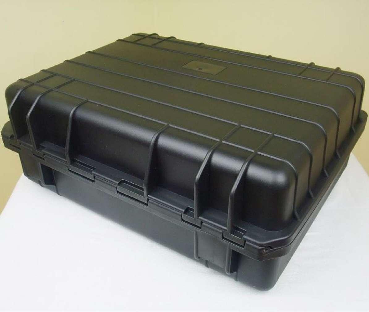 strahlwasserdichter kunststoff koffer koffercase ip65 transportbox wp safe box 5 ebay. Black Bedroom Furniture Sets. Home Design Ideas
