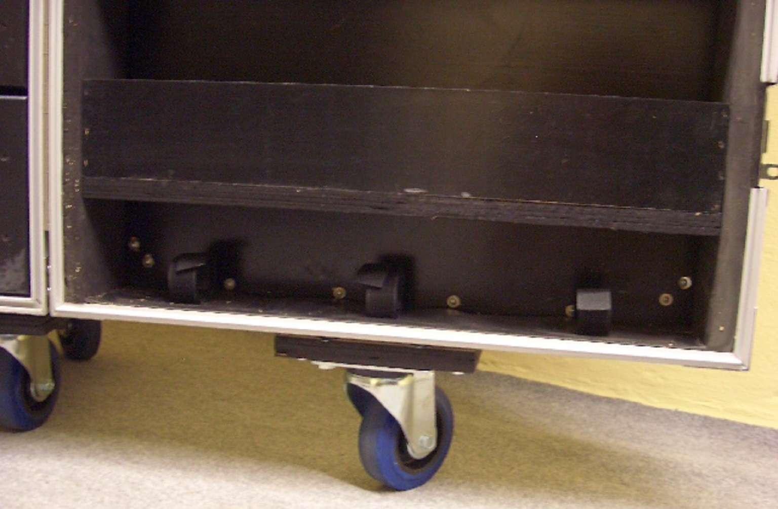 Schubladencase TSF-1 Transportcase Transport Schubladen Werkzeugwagen ROADINGER
