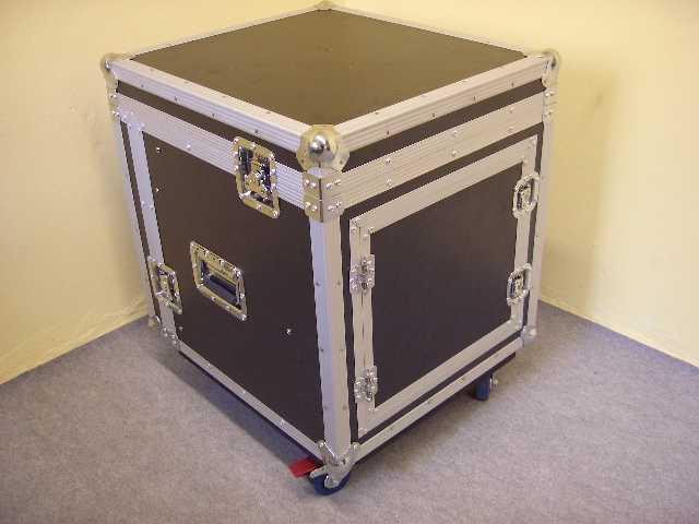 8 10he winkelrack kombicase l rack spezial kombi case profi 8 he mit rollen neu ebay. Black Bedroom Furniture Sets. Home Design Ideas