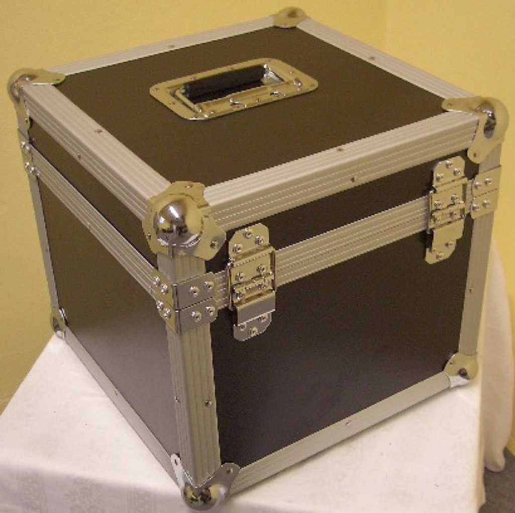 registraturen case f r dokumente akten dokumenten transport koffer box schwarz ebay. Black Bedroom Furniture Sets. Home Design Ideas