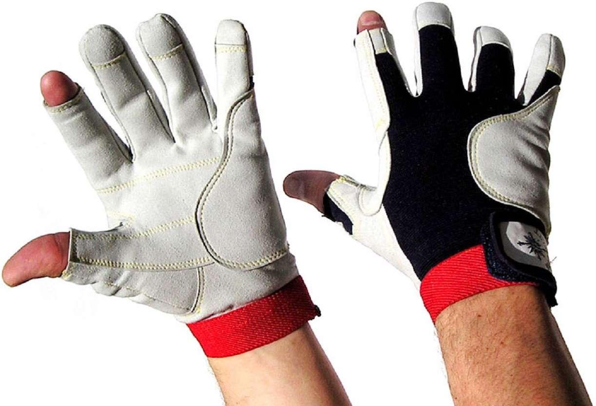 amara handschuhe gr l 9 2 finger frei arbeitshandschuhe. Black Bedroom Furniture Sets. Home Design Ideas