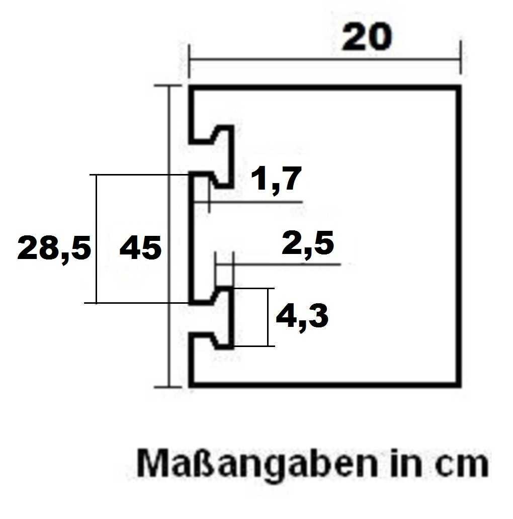 Sonstige Business & Industrie 2er Set Endstück Für 5 Kanal Kabel Brücke Cable Board Überfahr Schlauch Rampe