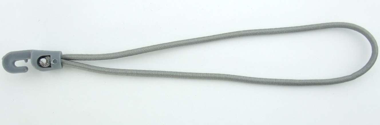 25 cm Spannfix weiss Ösen-Planen-Spanner Spannklammer Je 20 MINI-Bannerclips